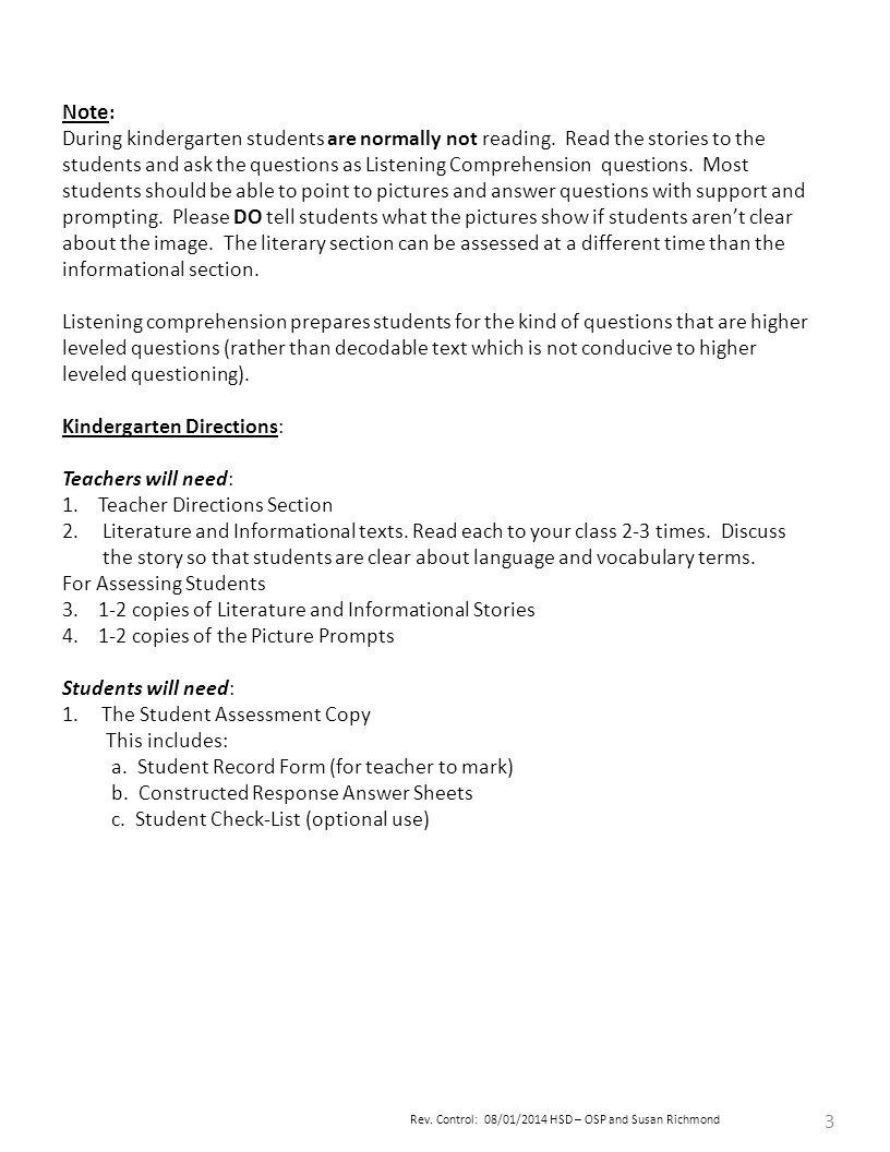 Uncategorized Constructed Response Worksheets k grade quarter 2 pre assessment teacher directions ppt download 3 note