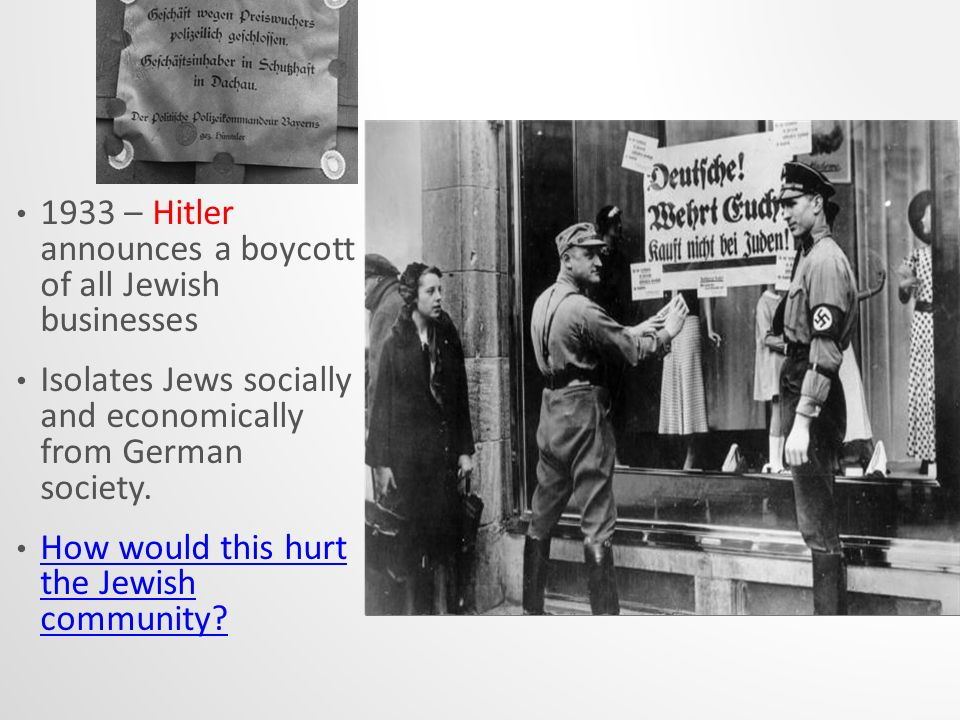 HOLOCAUST. - ppt download