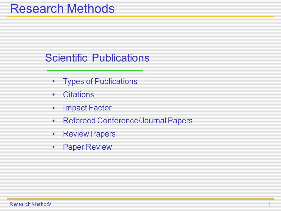 research papers in education impact factor How to write an effective research paper • getting ready with data impact of your research get to know the focus and readership of the journal that you are •impact factor based on citations of past 5 years.