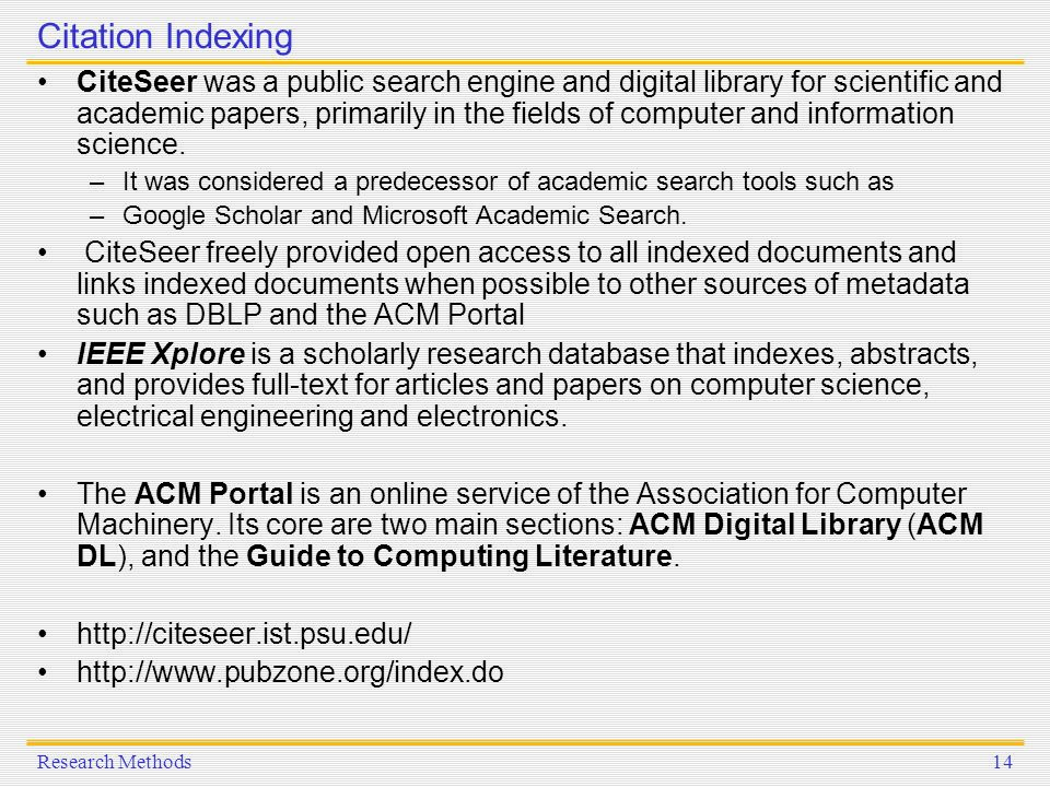 scientific research and essays science citation index Keywords plus, procite, reference manager, science citation index expanded  high quality research .