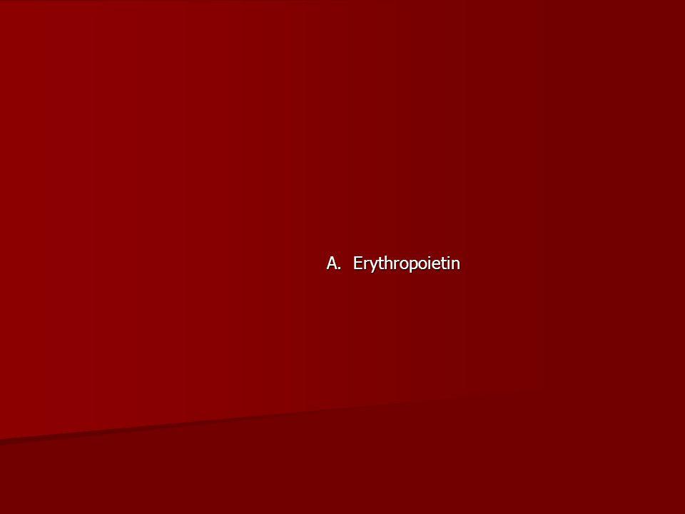 A. Erythropoietin