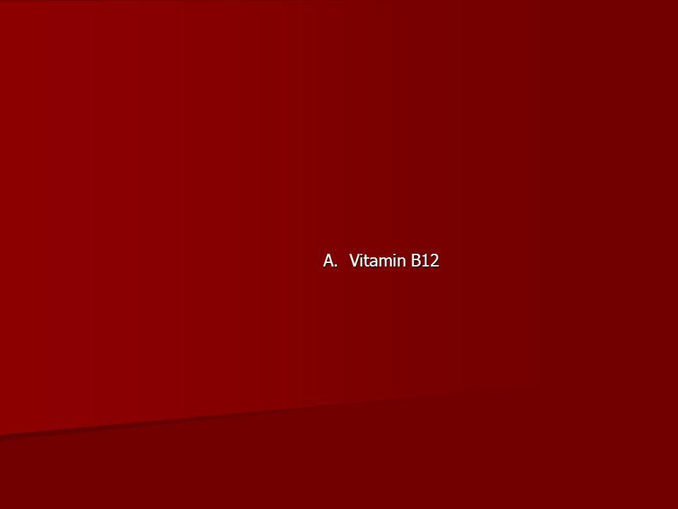 A. Vitamin B12