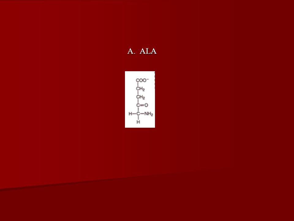 A. ALA