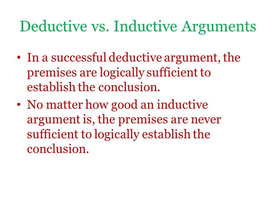 deductive and inductive language At the beginning, different approaches to teaching grammar of a foreign  language – inductive and deductive are presented namely, it has.