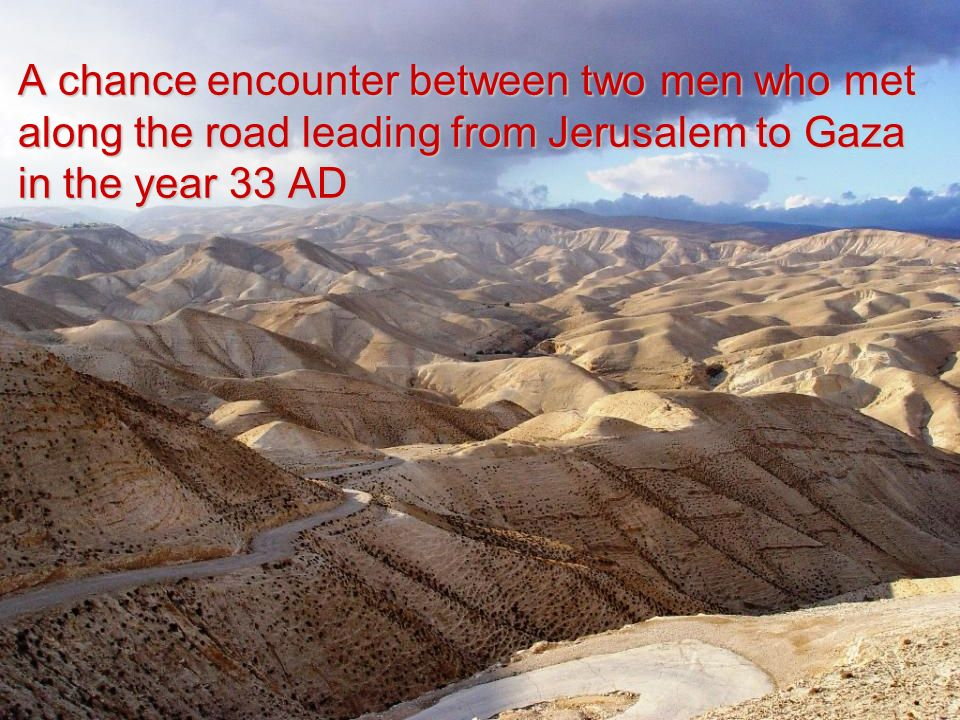 men from jerusalem