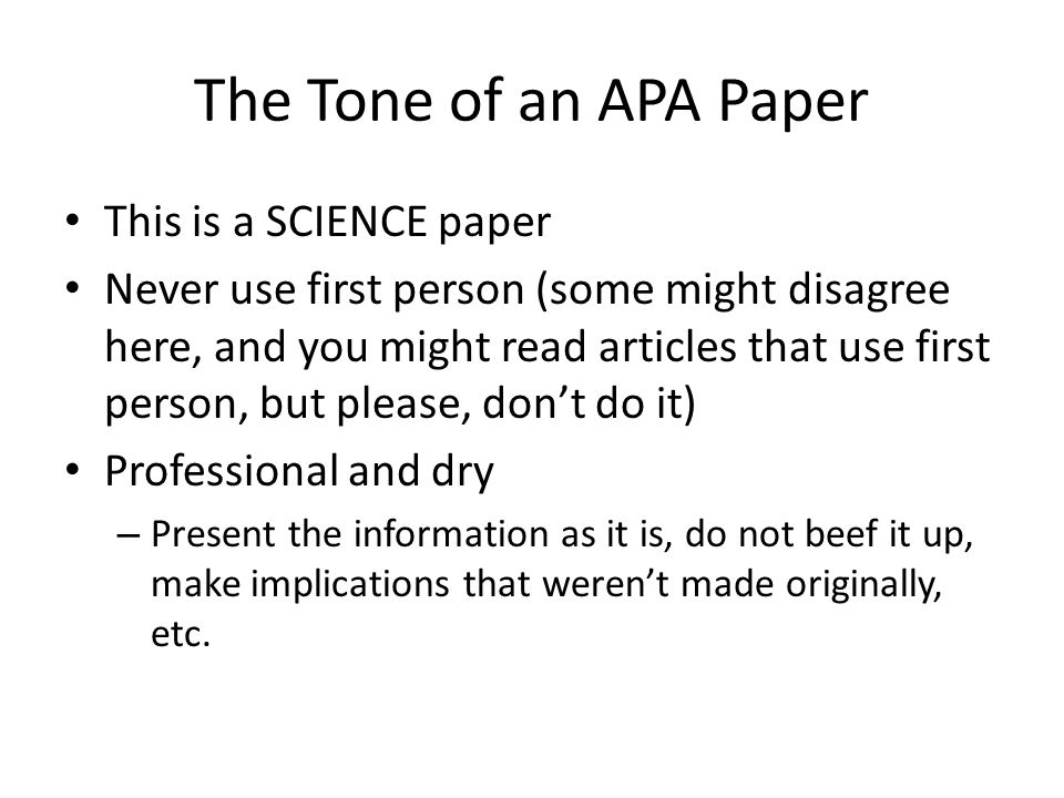 sample apa 6th paper Apa for the essays that ask for autobiographic information, you may write in the first person for the essays that ask for autobiographic information, you may write in the first person running head: sample essay 3.