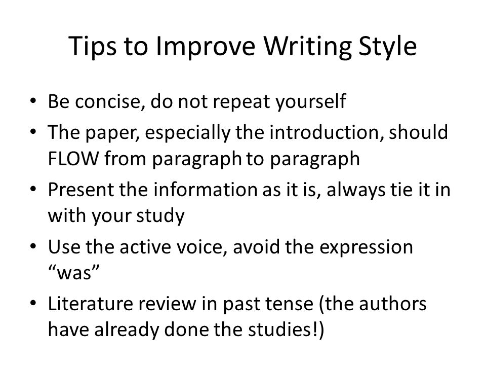 Writing in apa style for literature reviews 6th edition