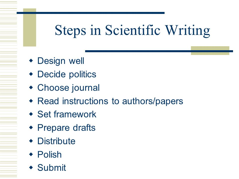 define scientific essay