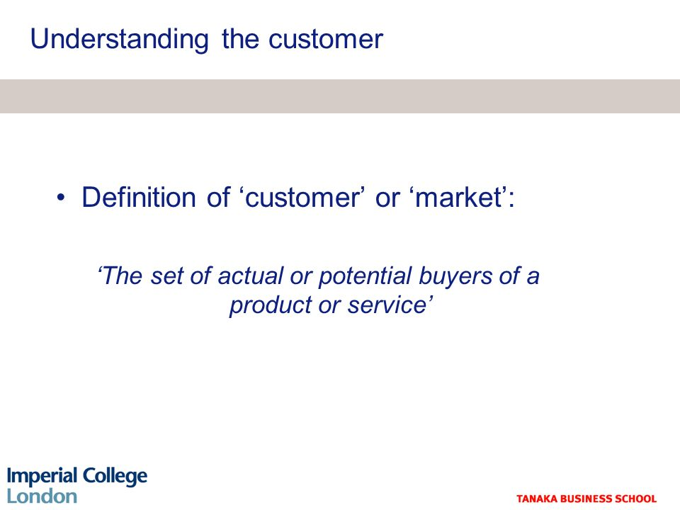 potential customers definition Definition of prospect: potential customer or client qualified on the basis or his or her buying authority, financial capacity, and willingness to buy.