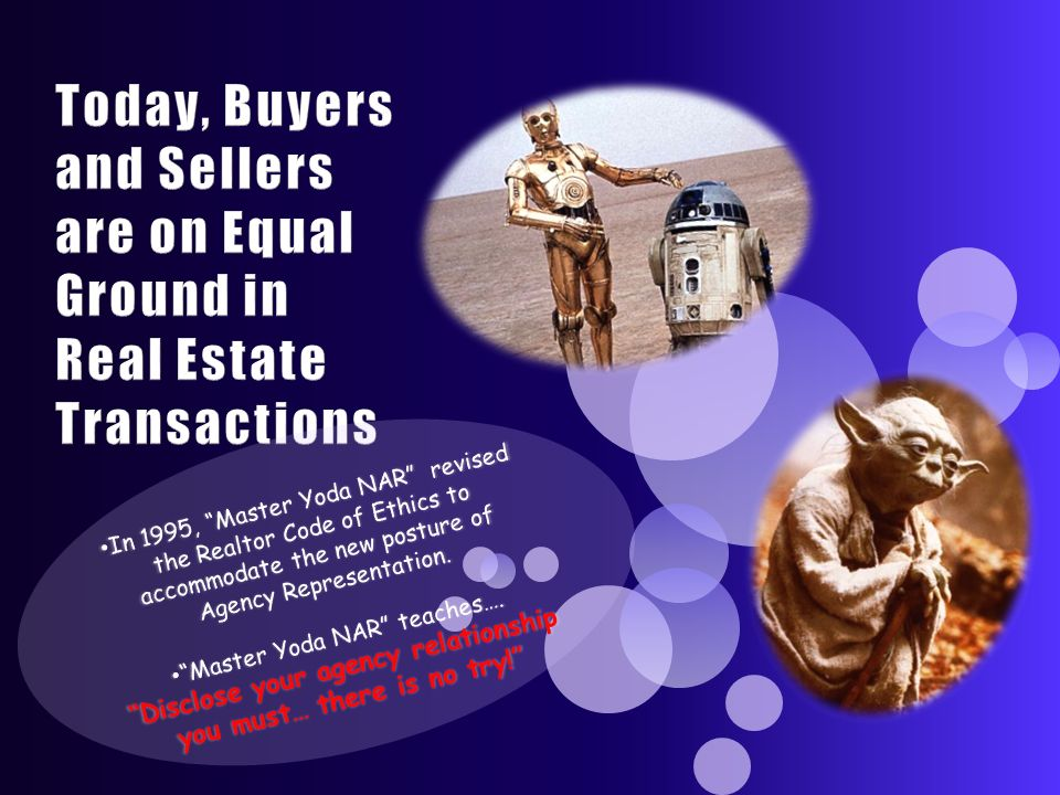 Today, Buyers and Sellers are on Equal Ground in Real Estate Transactions