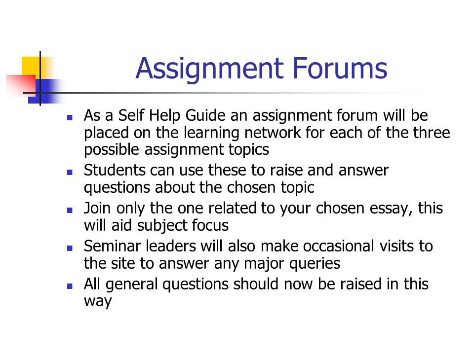 developing identity introduction to assignment ppt  assignment forums as a self help guide an assignment forum will be placed on the learning
