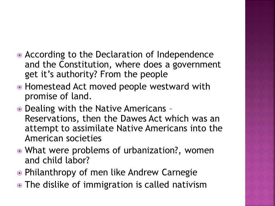 native americans and the declaration of This mindset justified settler violence, with the language of native american  savagery encoded by thomas jefferson into the declaration of.