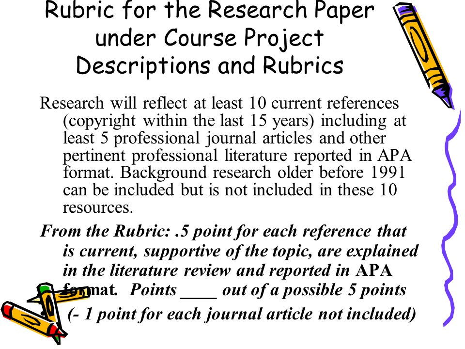 research paper course The course culminates in an academic paper of 4,000-5,000 words and a presentation, with an oral defense  ap research course overview (pdf.