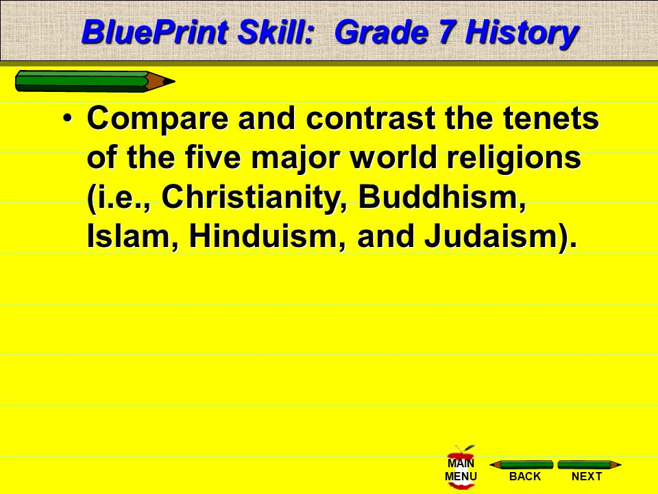 The Five Major Religions Ppt Download - 7 major religions