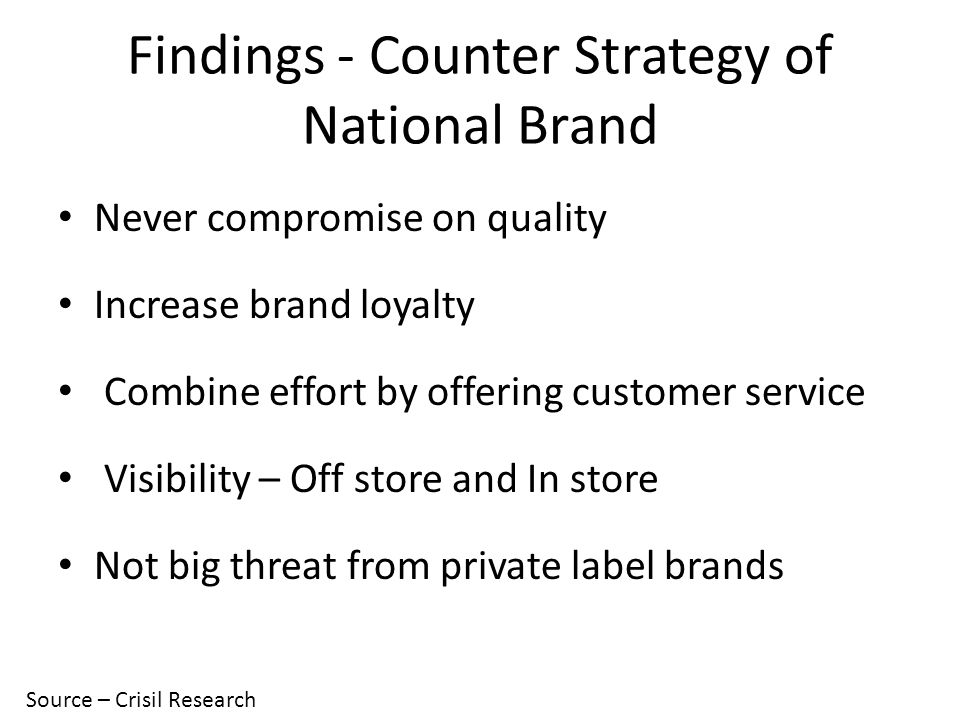 customer perception of private label brands Consumer perceptions of private label brands within the retail grocery sector of south africa justin beneke school of management studies, faculty of commerce, university of cape town, south africa  private label brand, which is owned and produced by the retailer, yet this fact is not explicitly conveyed to the.