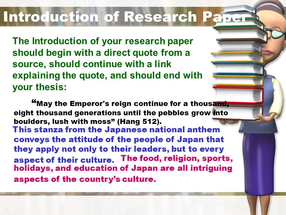 every research essay begins with Guidelines for writing your research paper your apa paper  1  title page • your paper should begin with a title page that follows apa format.