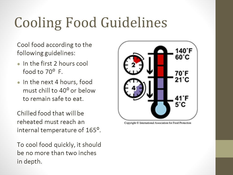 Food Temperature