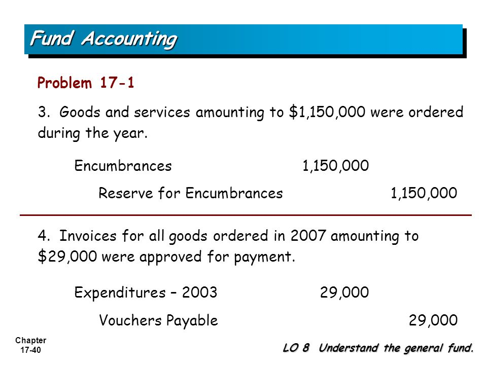 accounting problem 17 8 Take a look at our tax problems and solutions page j & b tax accountants is a  full service tax, and accounting firm located in wheat ridge, colorado.