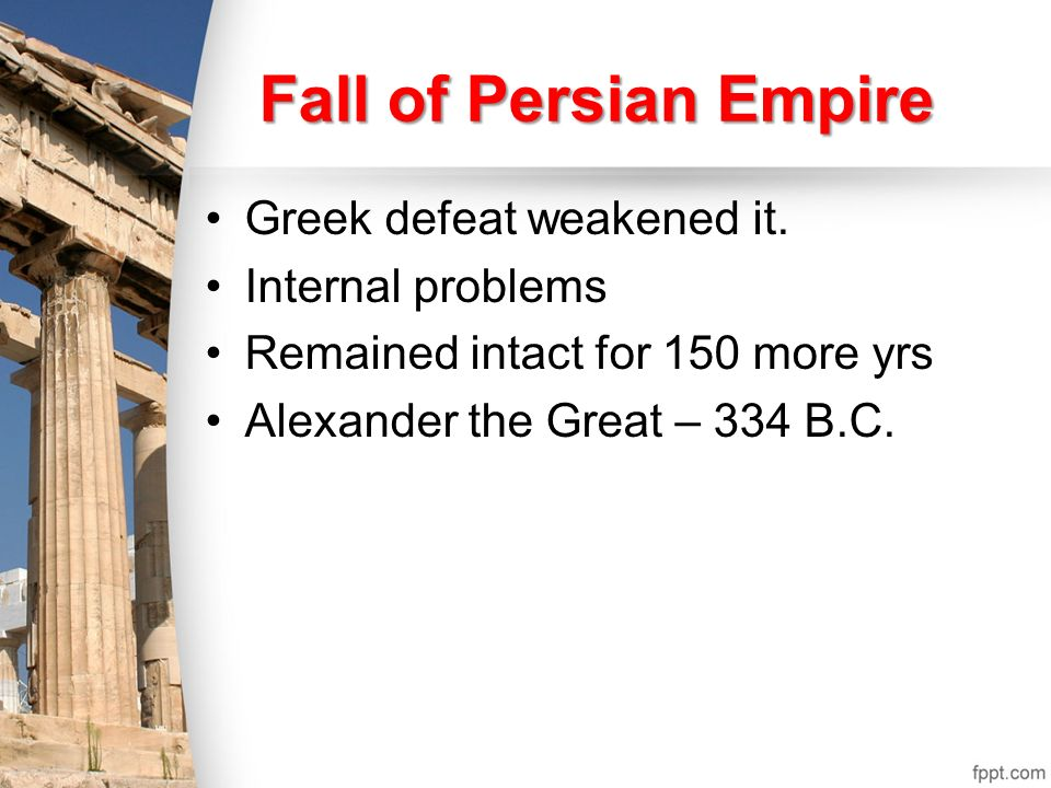 What was the impact of Xerxes on the Persian Empire and the Greek World?