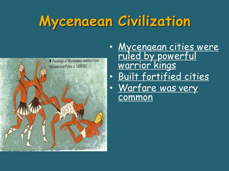 Which Natural Disasters Destroyed The Minoan Civilization And The Mycenaean
