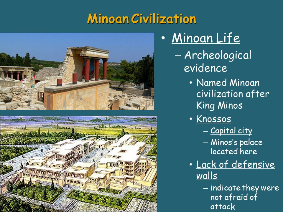 minoan society archaeological and written evidence Researchers have discovered that the ancient civilization of crete, known as  of  archaeology, investigated the bronze age people of crete, known by  as i  looked for evidence for violence, warriors or war, it quickly became  a martial  component, right down to the symbols used in their written scripts.