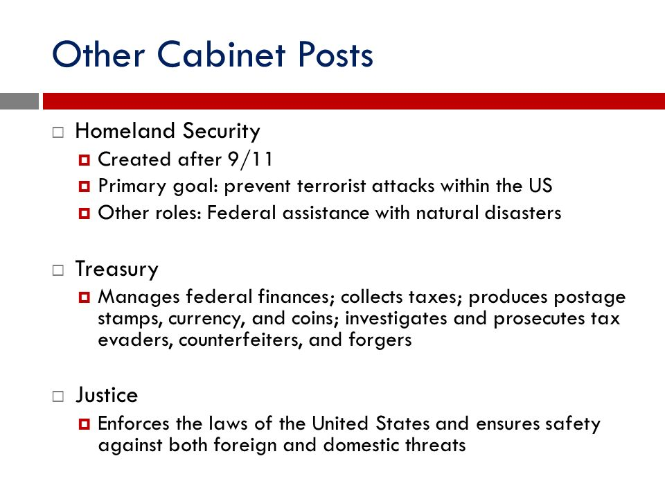 The Executive Branch US Government. - ppt video online download