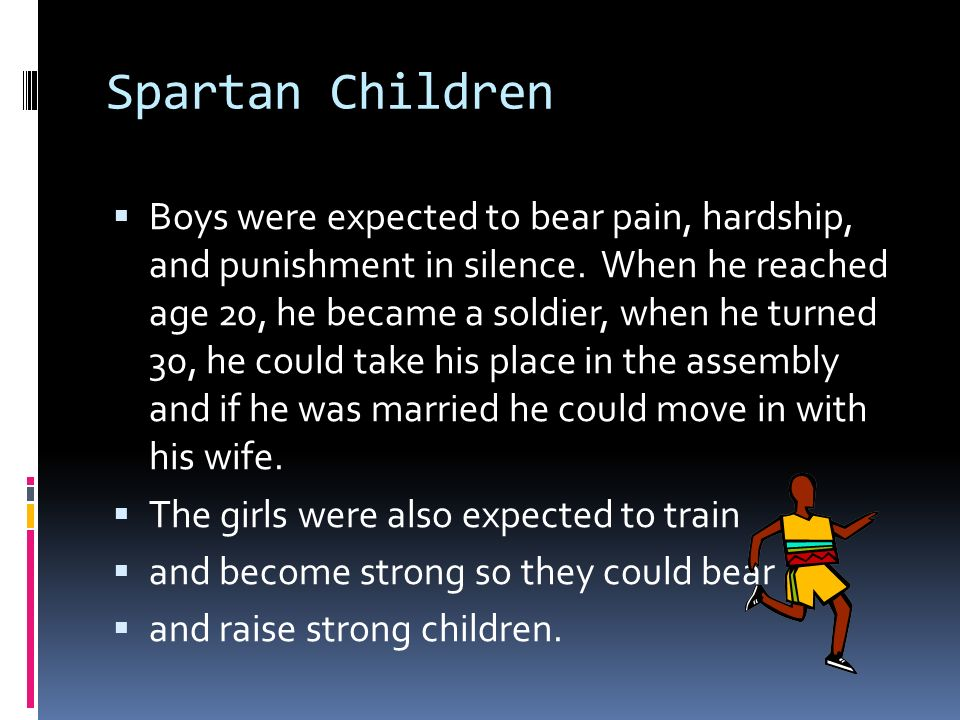 Spartan Children