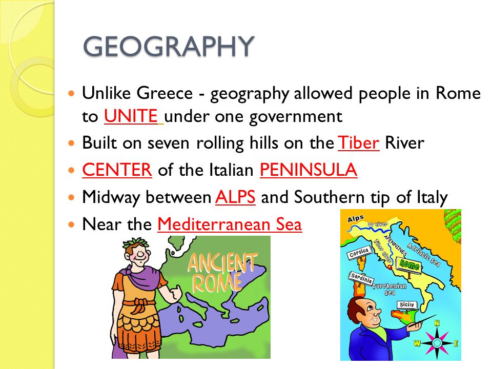 ANCIENT ROME. - ppt download