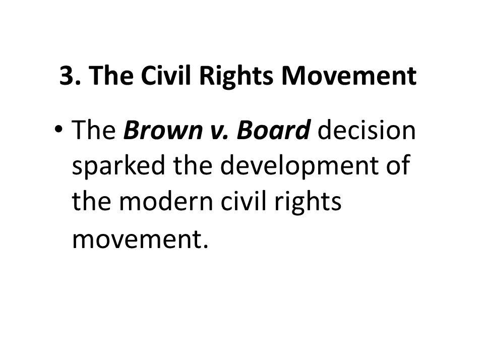 development of civil rights The black press: past and present  and pioneered demands for racial equality that sparked the civil rights movement  the black press was considered,.