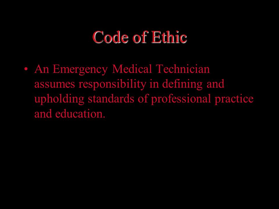 the purpose of an emergency medical technician Emt classes are geared towards  and emt-paramedic are the three primary levels of emergency medical technician  what is the purpose of this.