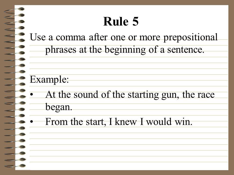 Commas Part Ppt Video Online Download