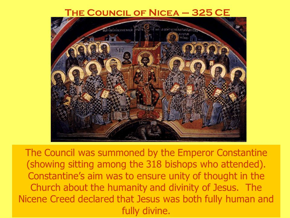 the council of nicea pdf