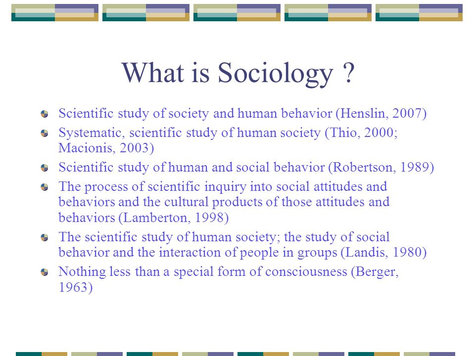 Difference Between Anthropology and Sociology