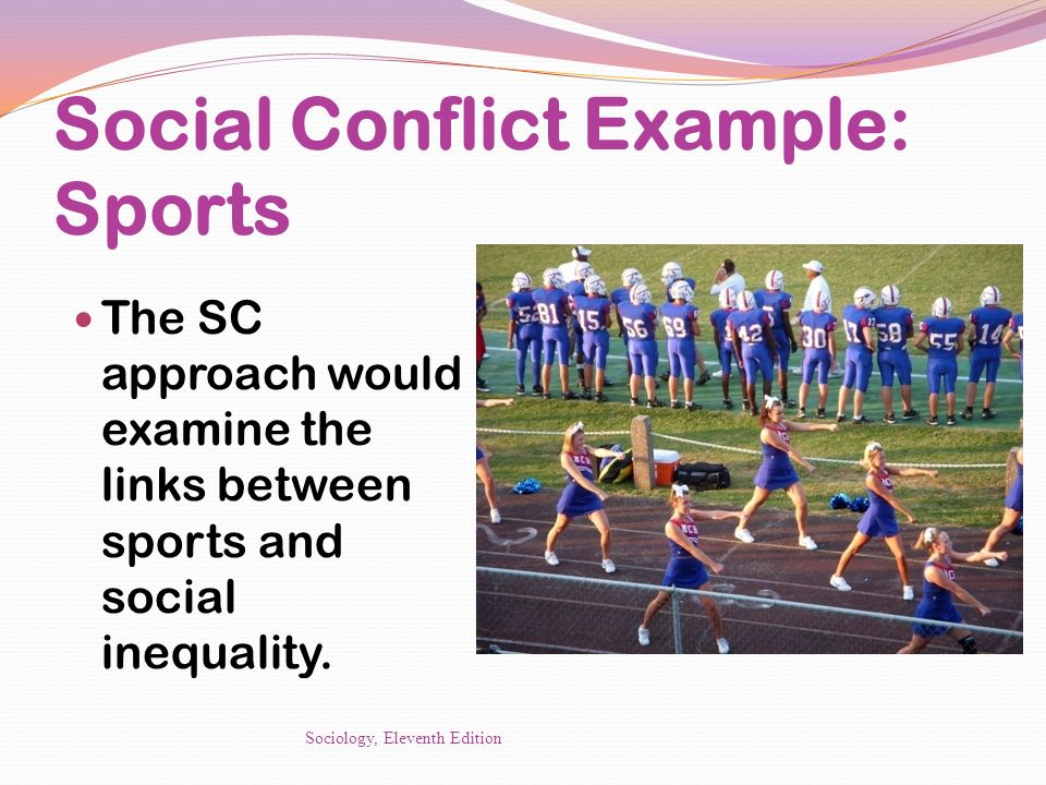 sports sociology from a feminist point of view The feminist movement takes the position that functionalism neglects the suppression of women within the family structure  in sociology, interactionism is a.