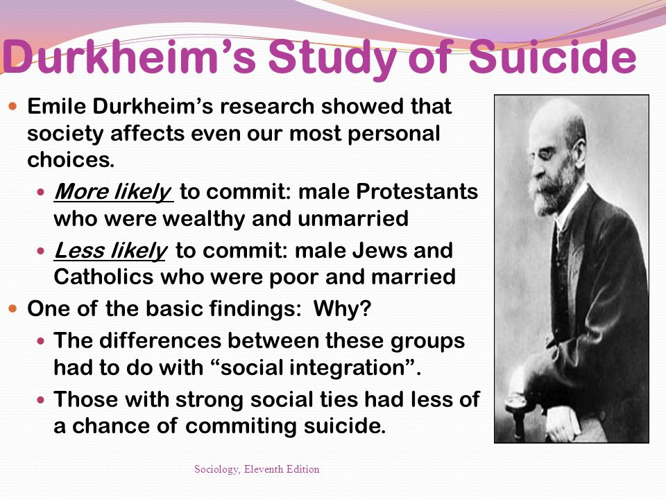 durkheim verts review connected with suicide essay