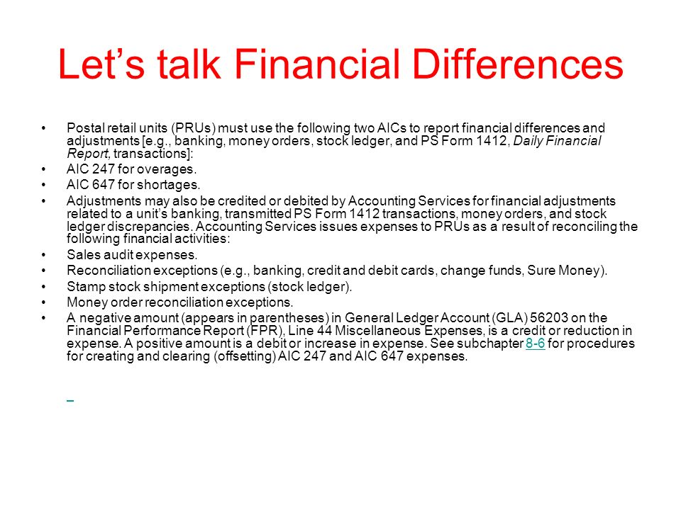 1412/Banking Financial Differences - ppt download