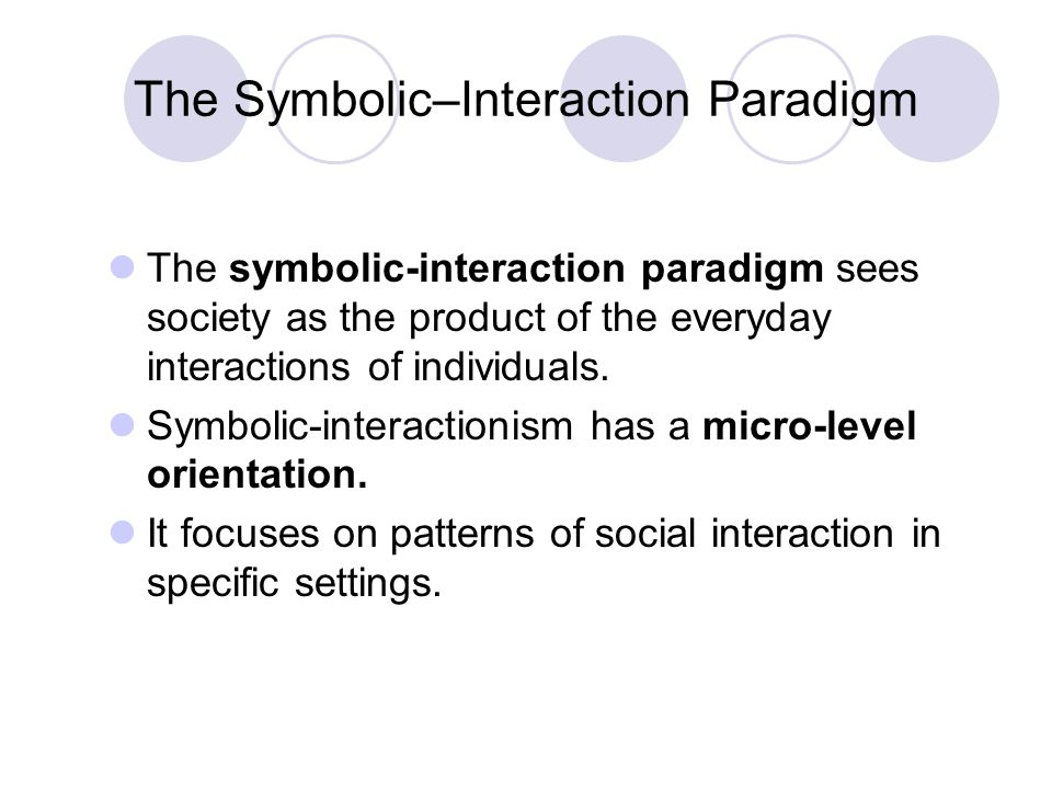 Symbolic Interaction In Society Coursework Service Fcessaydvob