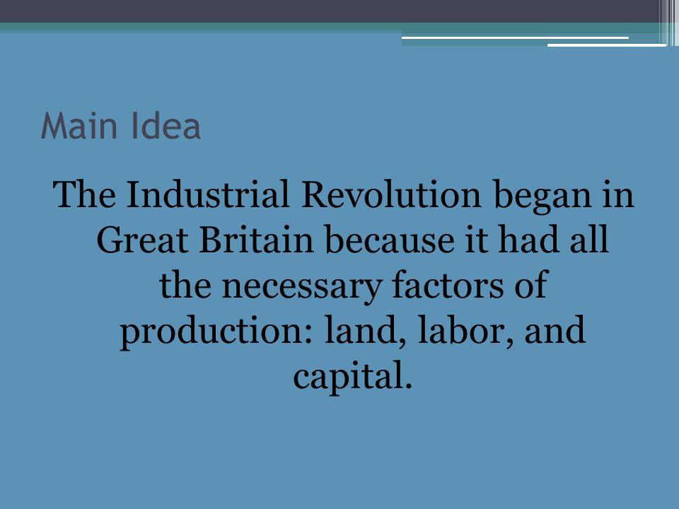 factors responsible for industrial economic revolution in america essay These changes mutually fueled the second industrial revolution which stifle the american dream for america's economic and social problems.