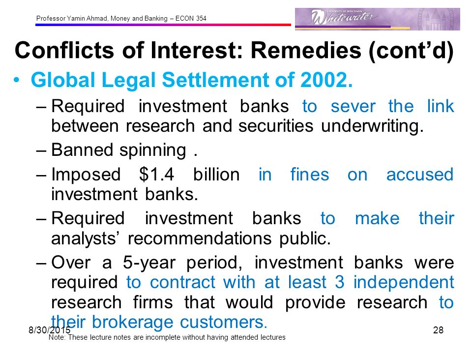 an analysis of the conflicts of interest Regulation on conflict of interest recognizing conflicts conflict of interest  reporting guidelines long forms - please use chrome or internet explorer as  firefox.