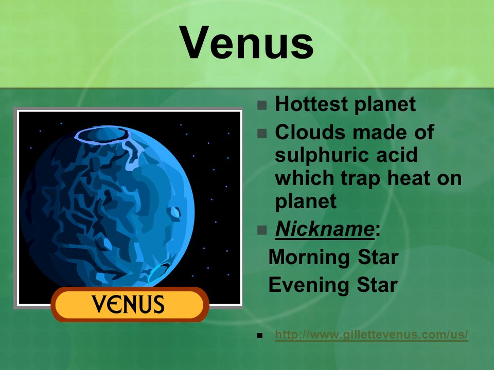 Planets Ppt Video Online Download