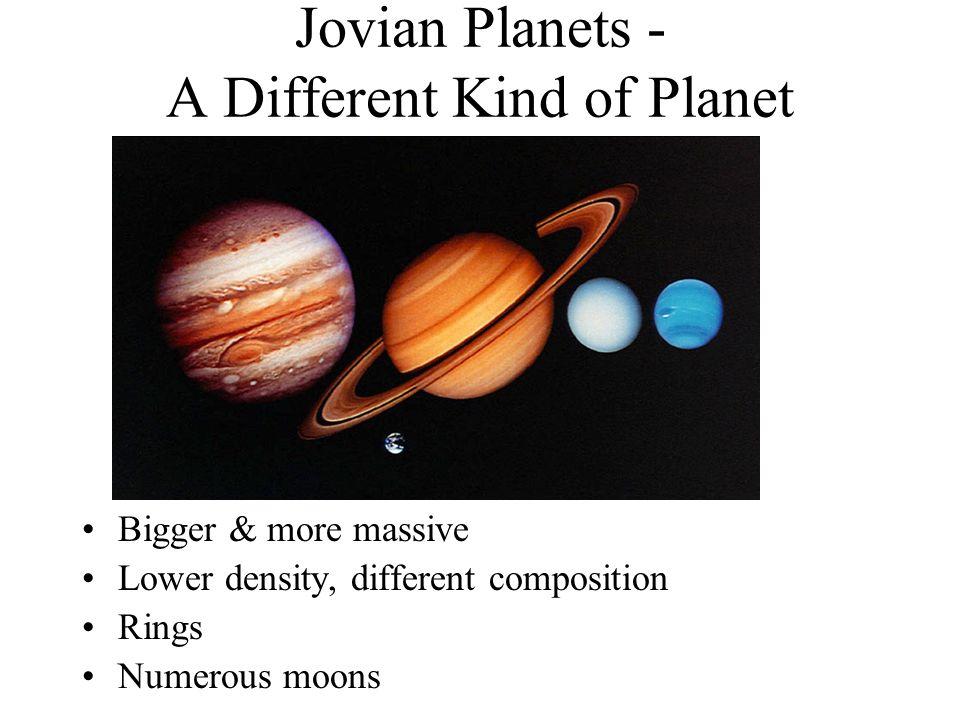 jovian planets density - photo #10