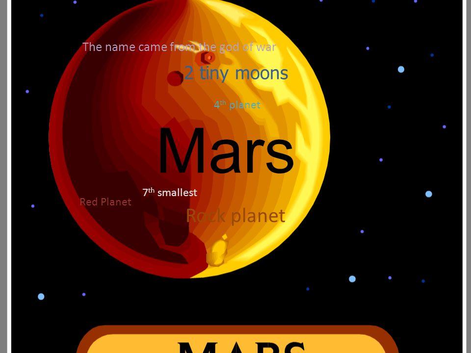 mars planet 2moons - photo #46