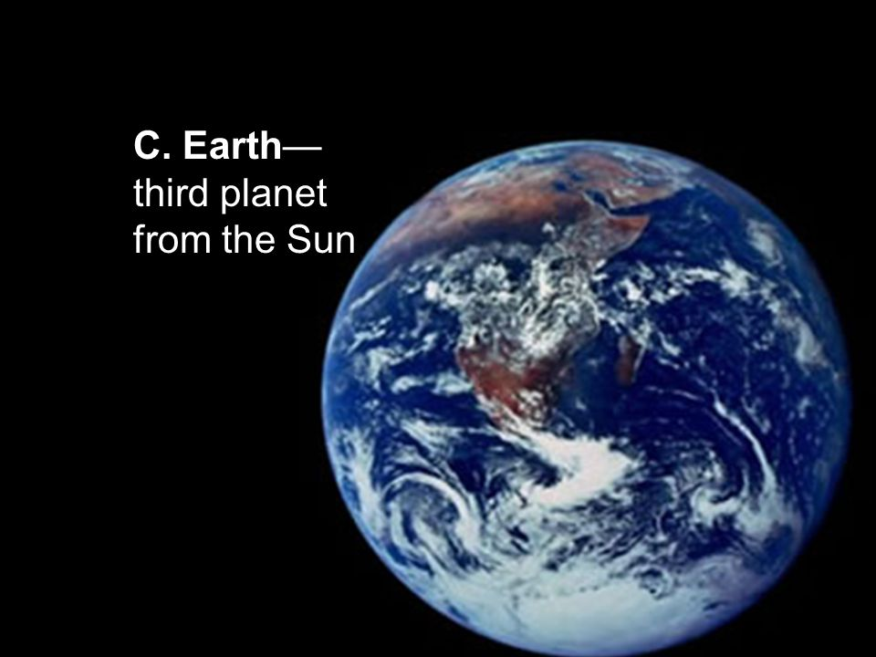 The solar system ppt download for Plante 94 pourcent