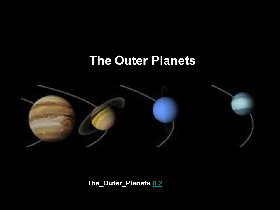 the sun and the outer planets - photo #42