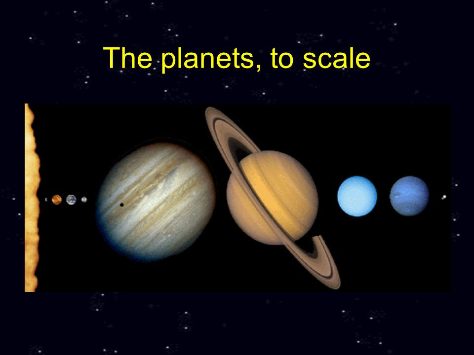 inner and outer planets ppt - photo #44