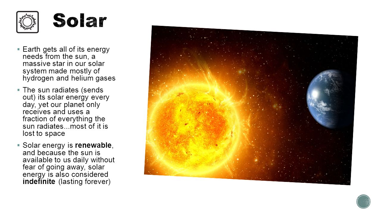Energy Resources Of Our Planet Ppt Video Online Download