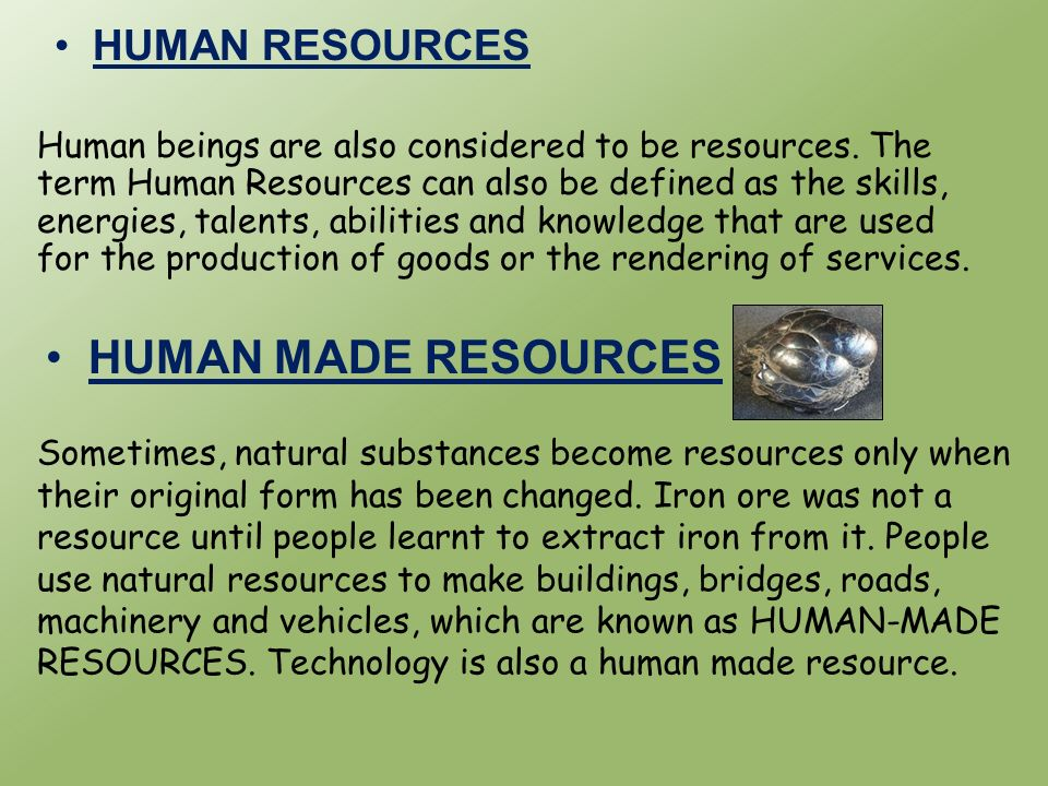 how to reduce the use of natural resources