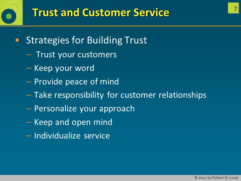 Chapter 10: Encouraging Customer Loyalty - ppt download