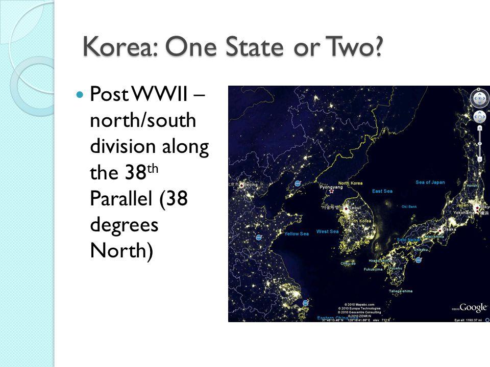Political geography notes ppt video online download for Bureau 38 north korea