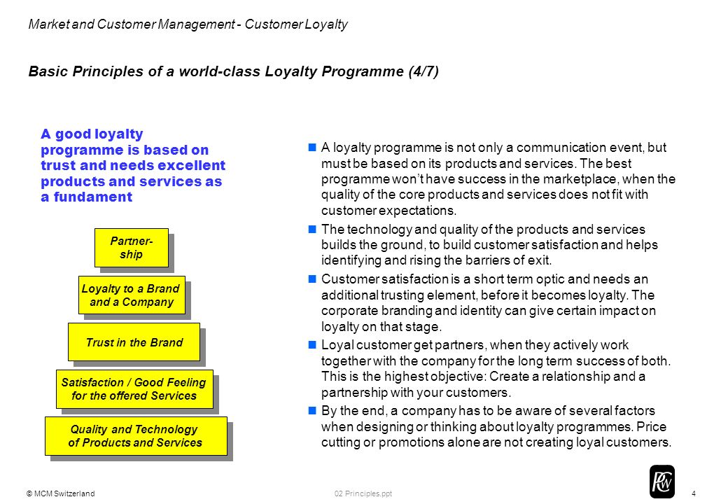 how to create a good loyalty program